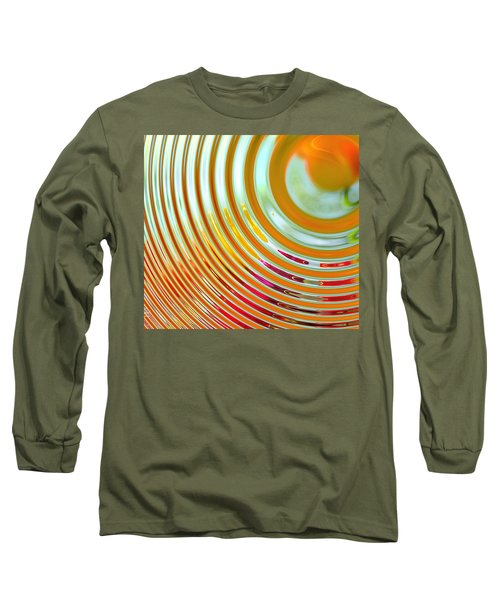 The Ripple Effect Long Sleeve T-Shirt by Mary Machare