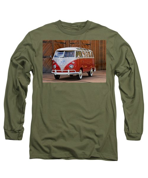 The Samba Long Sleeve T-Shirt by Peter Tellone