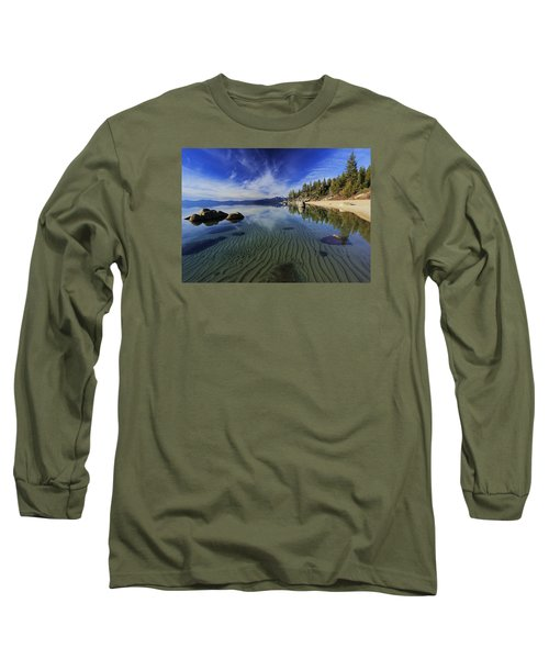 Long Sleeve T-Shirt featuring the photograph The Sands Of Time by Sean Sarsfield