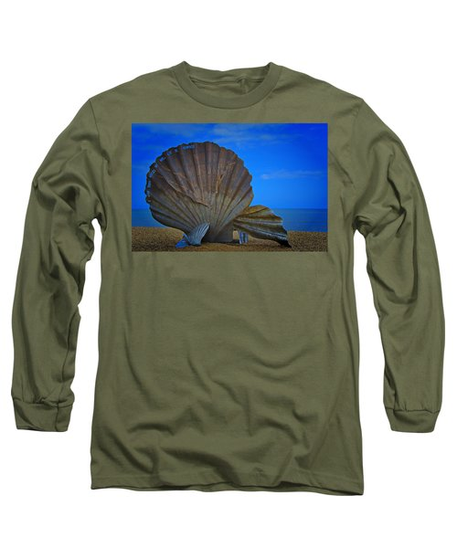 The Scallop Long Sleeve T-Shirt