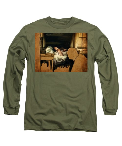 The Sickbed Long Sleeve T-Shirt