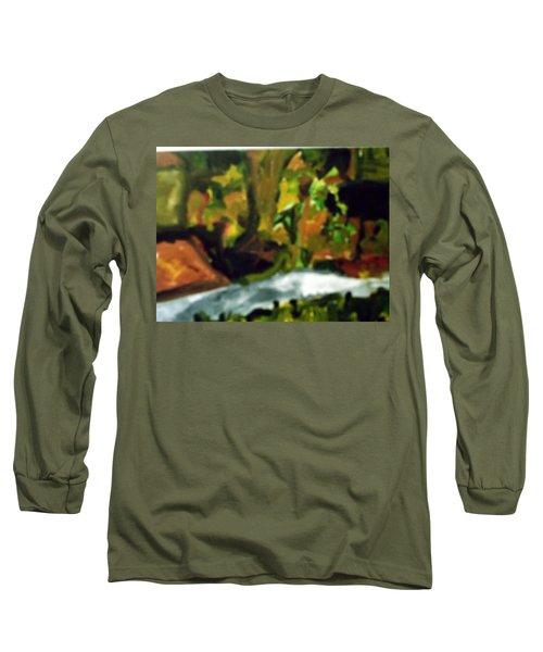 The Sidewalk  Long Sleeve T-Shirt