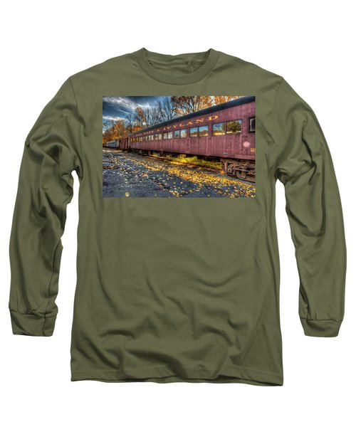 The Siding Long Sleeve T-Shirt