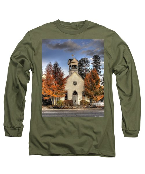 The Spirit Of Breckenridge Long Sleeve T-Shirt