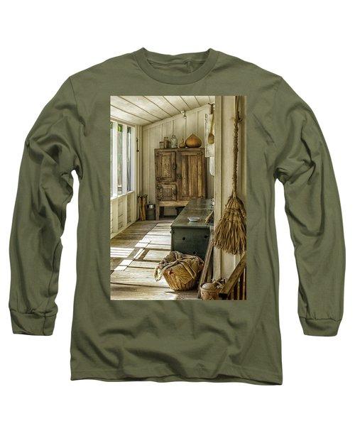 The Sun Room Long Sleeve T-Shirt by Lynn Palmer