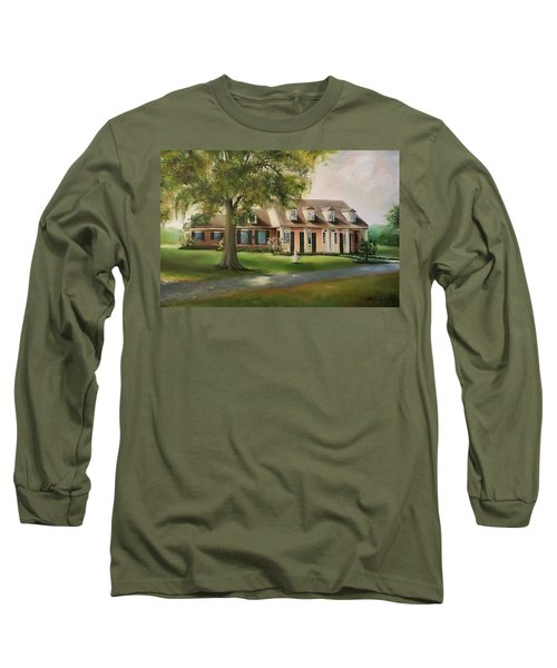 The Sunrise House Long Sleeve T-Shirt