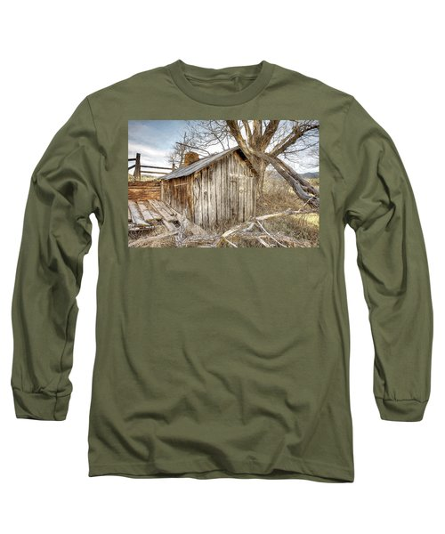 The Tack Shed Long Sleeve T-Shirt