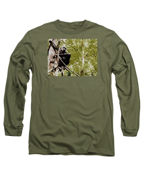The Thinker Long Sleeve T-Shirt