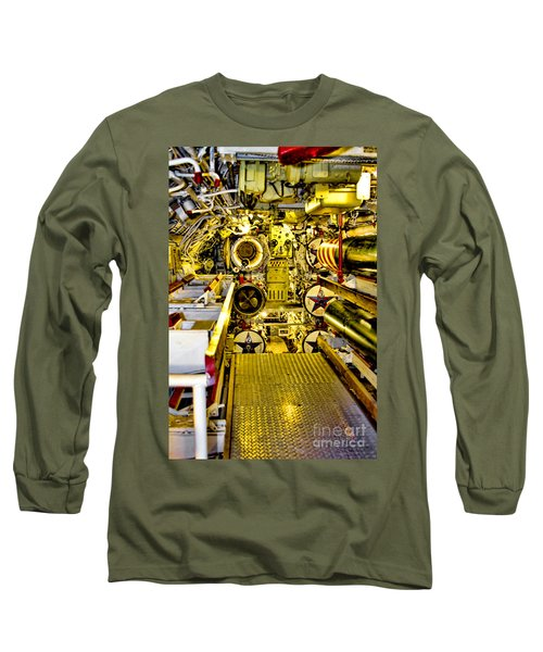 The Torpedo Bay Long Sleeve T-Shirt