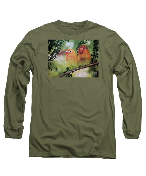 The Tweetest Love Long Sleeve T-Shirt