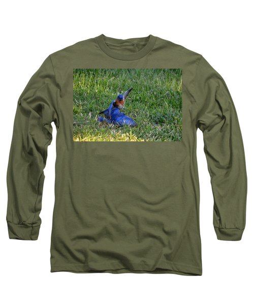 The Victor Long Sleeve T-Shirt