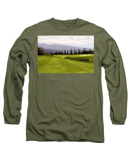 The View Long Sleeve T-Shirt by Scott Pellegrin