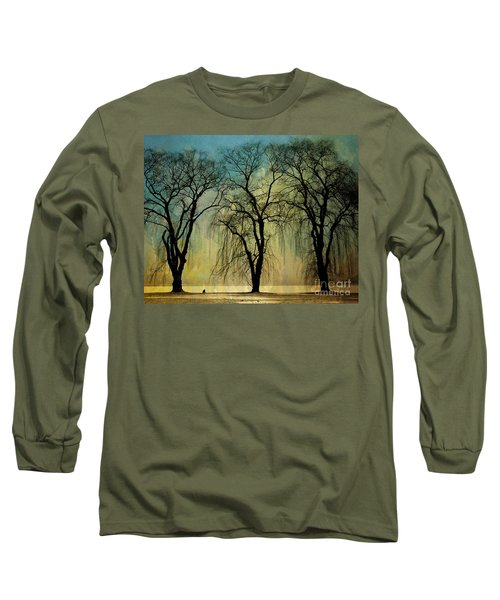 The Weeping Trees Long Sleeve T-Shirt