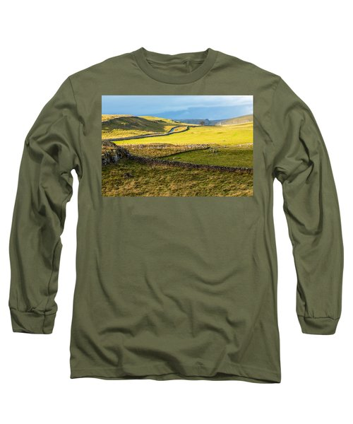 The Yorkshire Dales Long Sleeve T-Shirt
