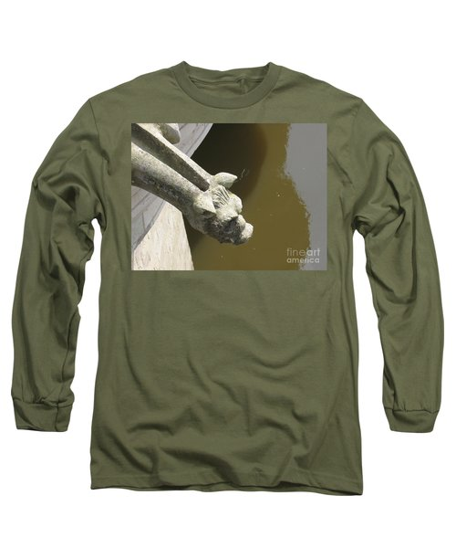 Thirsty Gargoyle Long Sleeve T-Shirt