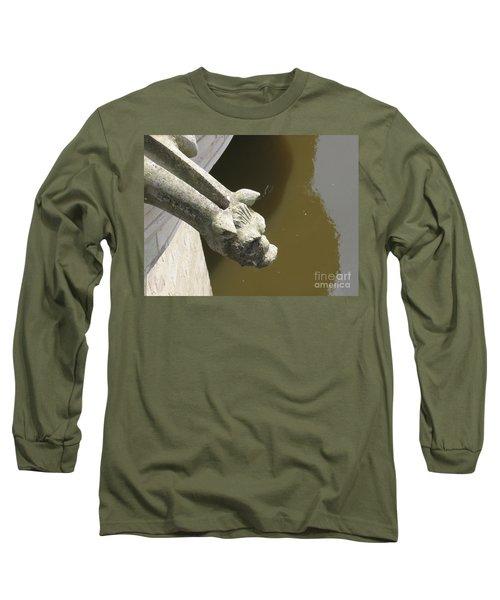 Thirsty Gargoyle Long Sleeve T-Shirt