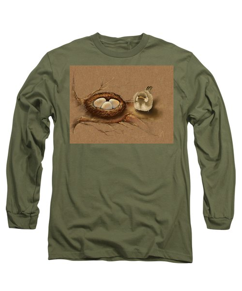 This Is My Nest? Long Sleeve T-Shirt