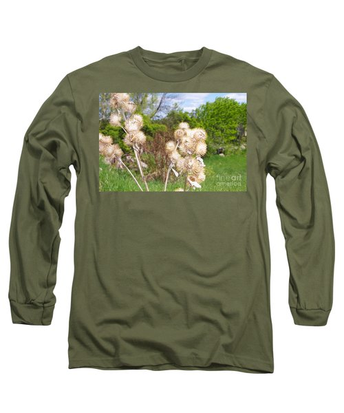 Thistle Me This Long Sleeve T-Shirt