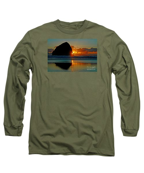 Threading The Needle Long Sleeve T-Shirt