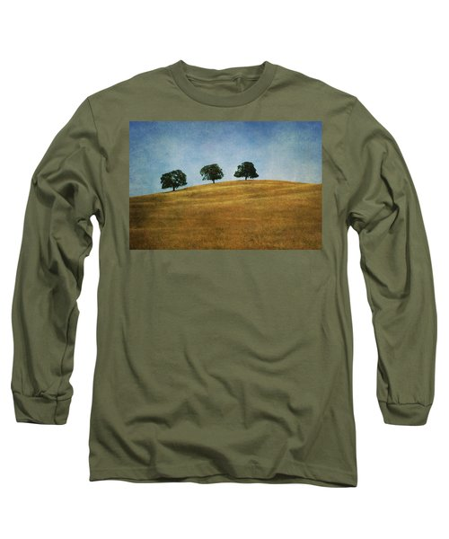 Three On A Hill Long Sleeve T-Shirt