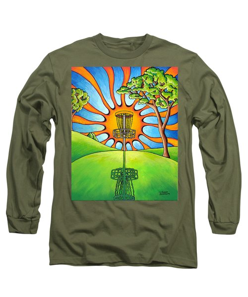 Throw Into The Light Long Sleeve T-Shirt