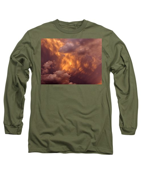 Thunder Clouds Long Sleeve T-Shirt