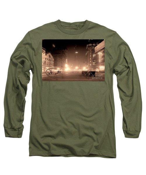 Timesquare 1911 Reloaded Long Sleeve T-Shirt