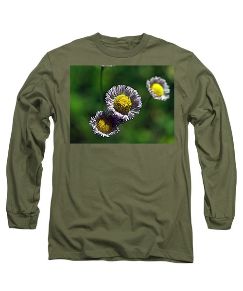 Tiny Little Weed Long Sleeve T-Shirt