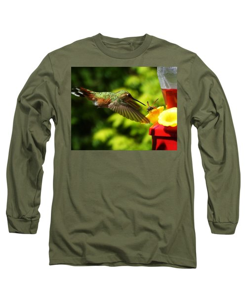 To Share Or Not To Share Long Sleeve T-Shirt