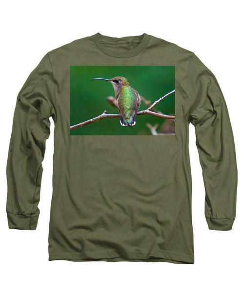 To The Left - To The Left Long Sleeve T-Shirt by Robert L Jackson