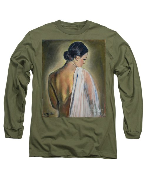 To The Shower Long Sleeve T-Shirt