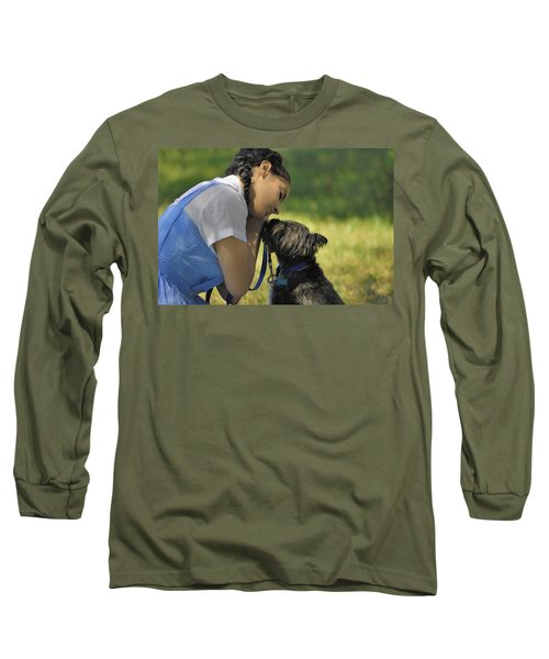 Toto This Isn't Kansas Anymore Long Sleeve T-Shirt