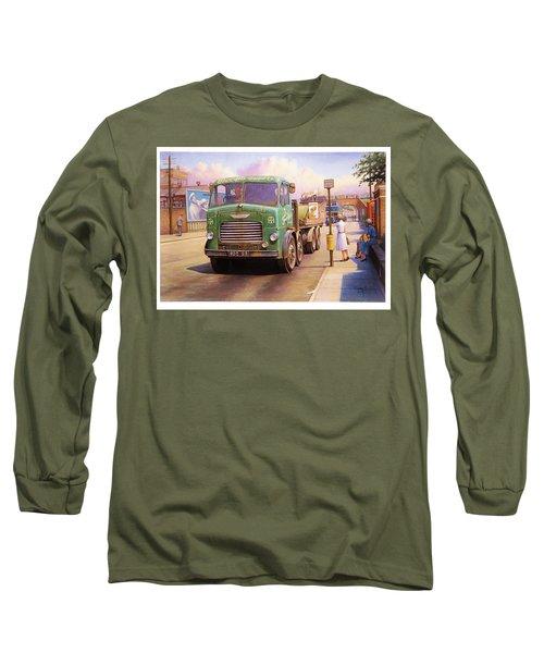 Tower Hill Transport. Long Sleeve T-Shirt
