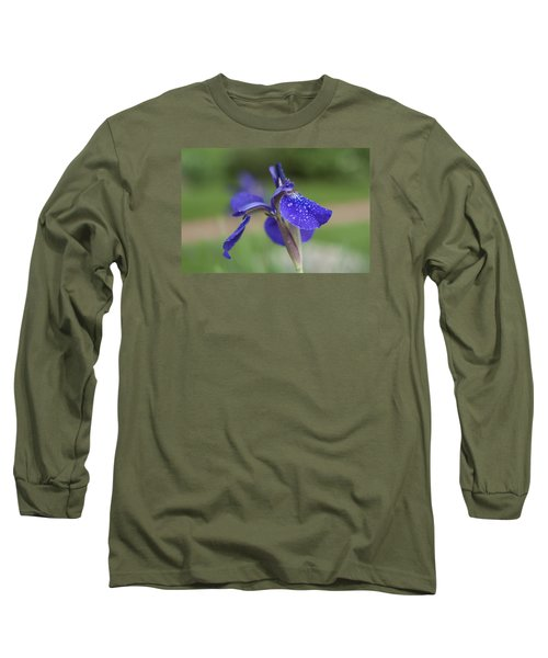 Long Sleeve T-Shirt featuring the photograph Tranquility by Miguel Winterpacht
