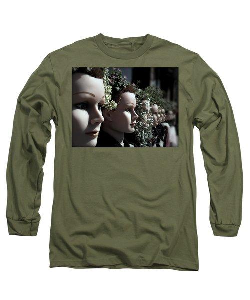 Transplants Long Sleeve T-Shirt by Micki Findlay