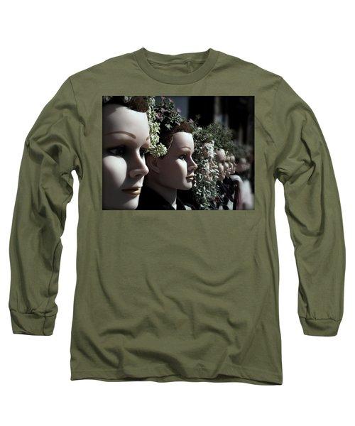 Transplants Long Sleeve T-Shirt