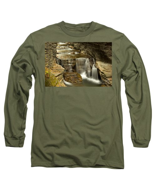 Treman At Dusk Long Sleeve T-Shirt