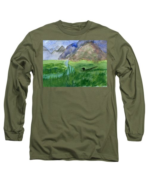 Trout Bum Long Sleeve T-Shirt