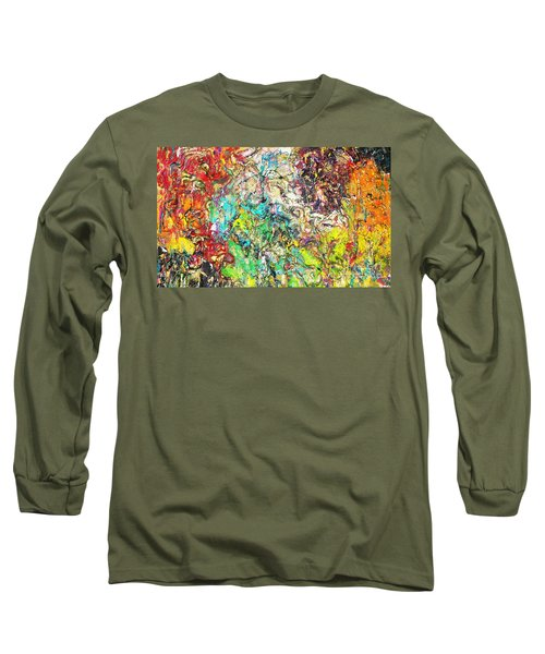 True Happiness Long Sleeve T-Shirt