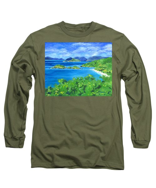 Trunk Bay Long Sleeve T-Shirt