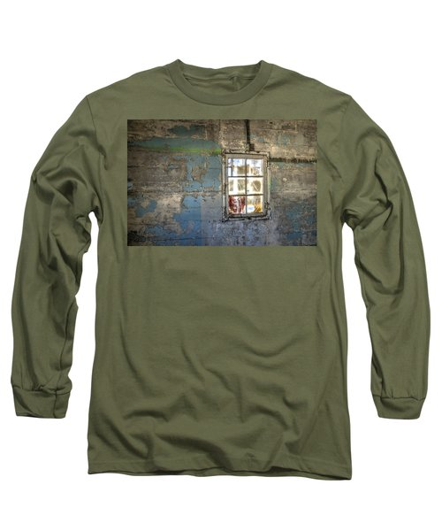 Trustee-3 Long Sleeve T-Shirt