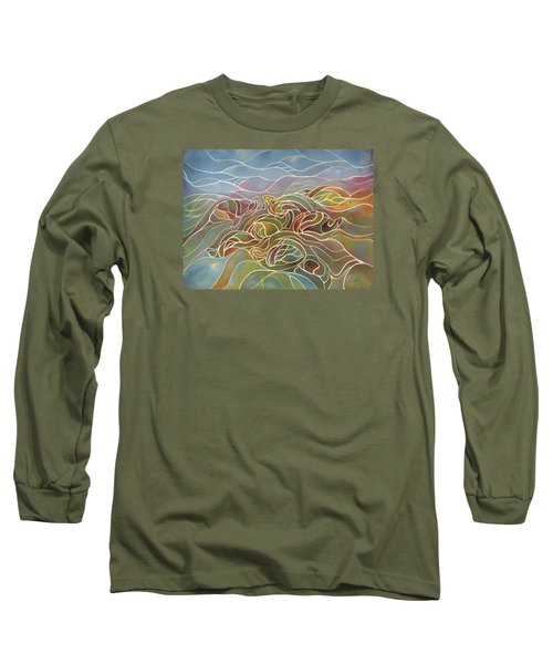 Turtles II Long Sleeve T-Shirt