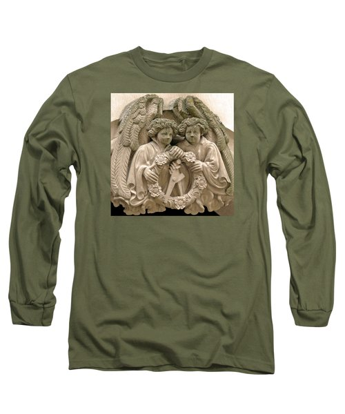 Twin Angels Long Sleeve T-Shirt
