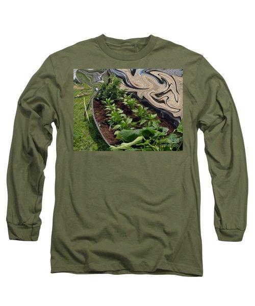 Twisted Garden Long Sleeve T-Shirt