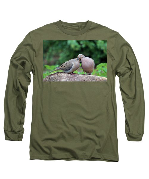 Two Turtle Doves Long Sleeve T-Shirt
