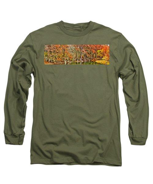 Ultimate Cypress Panoramic Long Sleeve T-Shirt