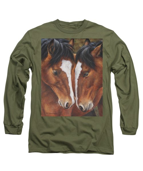 Unbridled Affection Long Sleeve T-Shirt