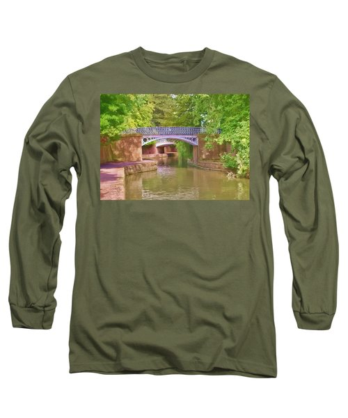 Under The Bridges Long Sleeve T-Shirt