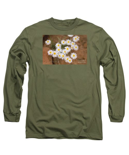 Unidentified Daisy Long Sleeve T-Shirt