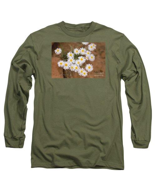 Unidentified Daisy Long Sleeve T-Shirt